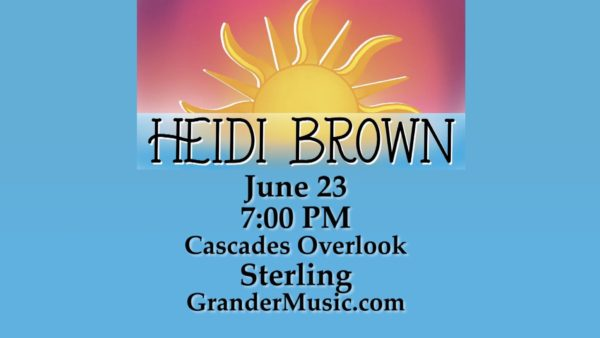 A Musicale with Heidi Brown